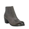 Salvia Boa Dark Grey Ankle Boot