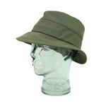 Lillie & Cohoe Rainy Day Dakota Olive Hat