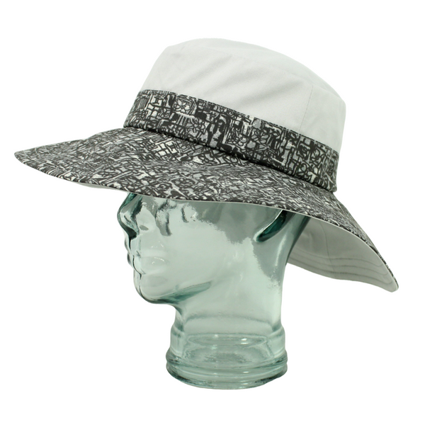 Lillie & Cohoe Greys Isabella Grey Urban Hat
