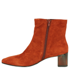Vagabond Shoemakers Leah Henna Suede Ankle Boot