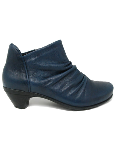 Naot Advanced Soft Ink Leather Ankle Boot