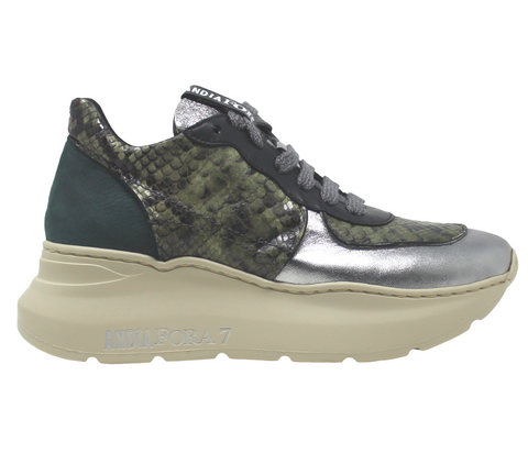 Andia Fora Spike Militaire Sneaker