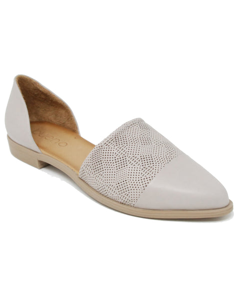 Bueno Bella Light Grey Flat