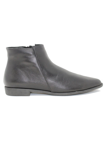 Bueno Brie Black Ankle Boot