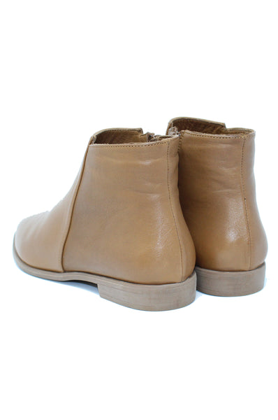 Bueno Brie Brown Ankle Boot