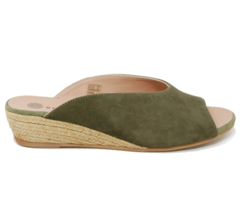 Eric Michael Evelyn Cactus Slide Sandal