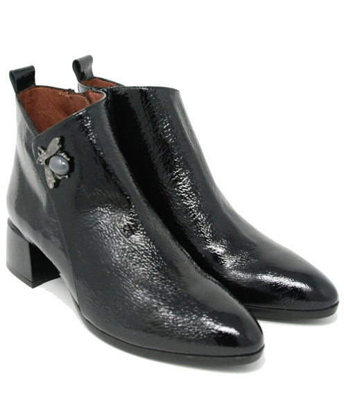 Hispanitas Guinivere Black Boot
