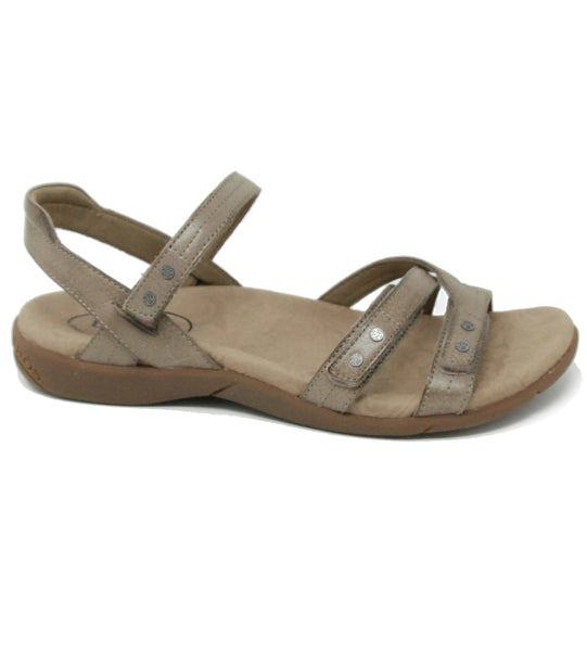 Taos Happy Grey Sandal