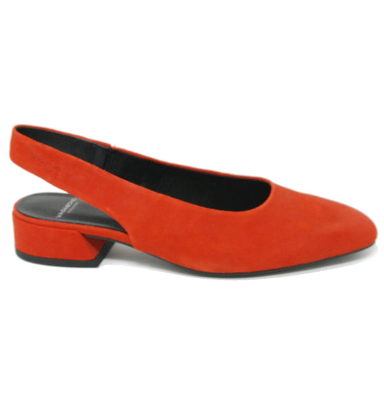 Vagabond Shoemakers Joyce Tangerine Pump