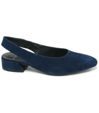 Vagabond Shoemakers Joyce Dark Blue Suede Pump