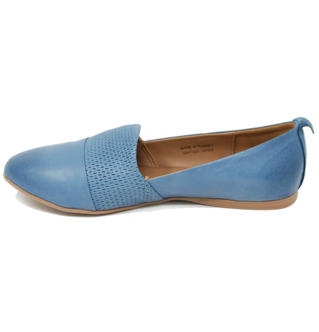 Bueno Katy Denim Flat