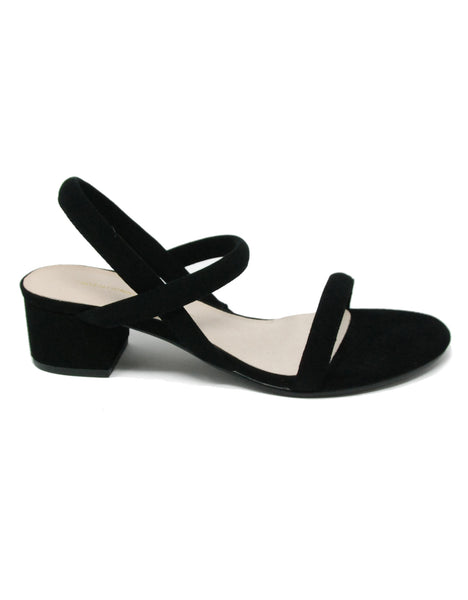 Intentionally Blank Kimi Black Sandal