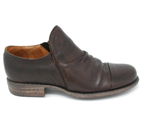 Miz Mooz Lillith Brown Flats