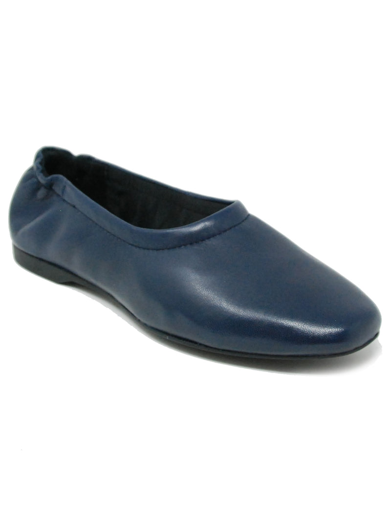 Vagabond Shoemakers Maddie Dark Blue Flat