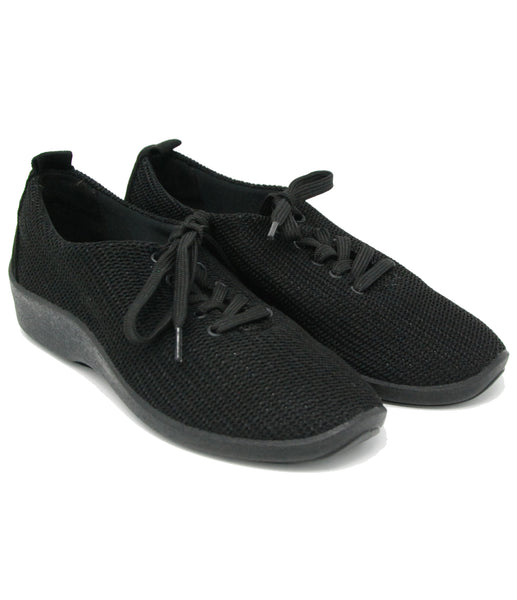 Arcopedico Net 3 Black Sneaker
