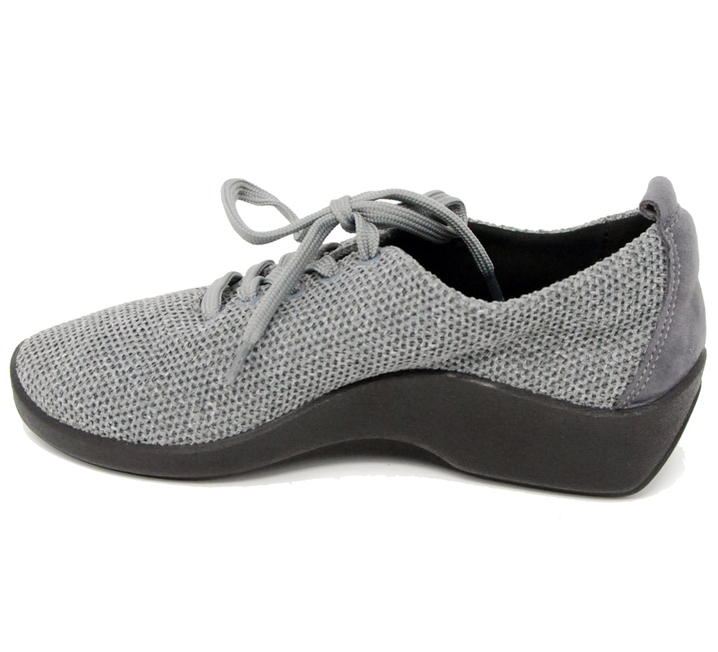 Arcopedico Net 3 Grey Sneaker