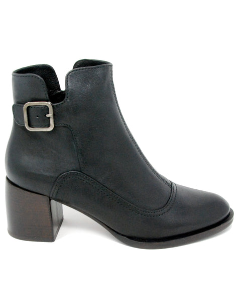 Chie Mihara Or Omay Negro Ankle Boots