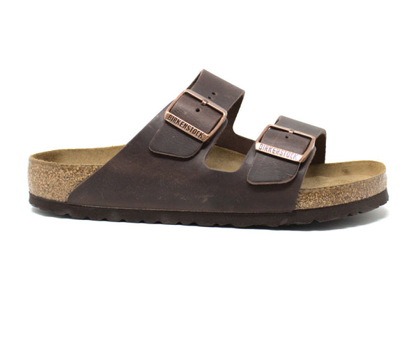 Birkenstock Arizona Soft Footbed Habana Sandal