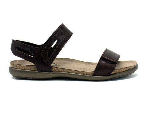 NAOT Aisha Brown Sandal