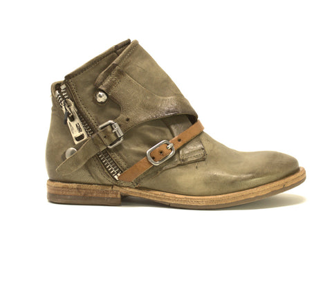 AS98 Zeke Afrika Ankle Boot