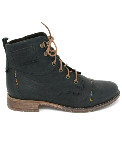 Josef Seibel Sienna 17 Black Boot