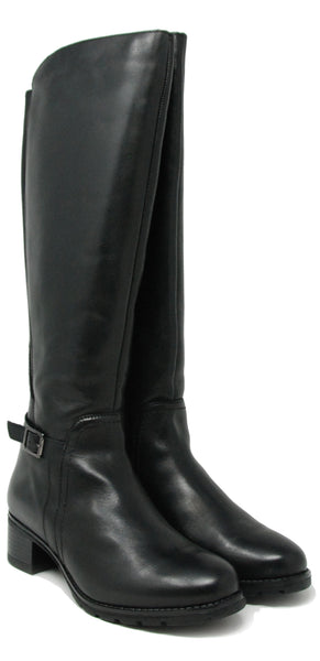 Eric Michael Snow Black Waterproof Boot