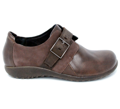 Naot Tane 11145 Brown Flat Boot