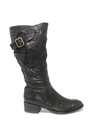 Sava Tatum Black Tall Boot