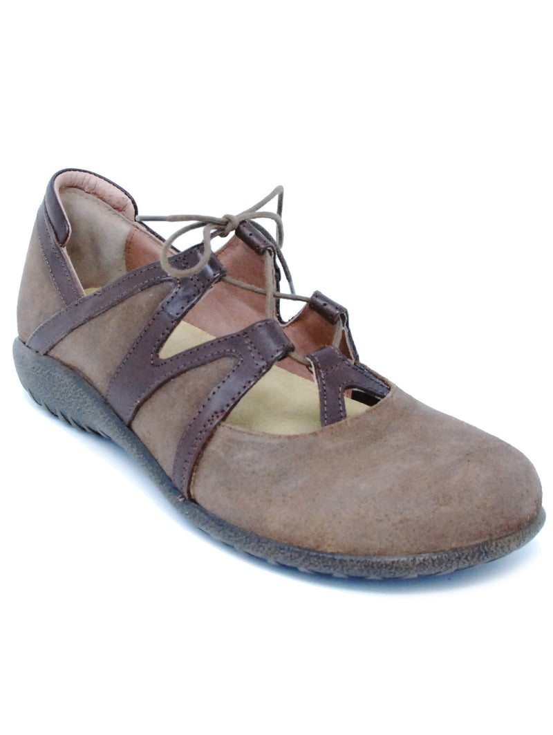 Naot Timu 11147 Brown Flat