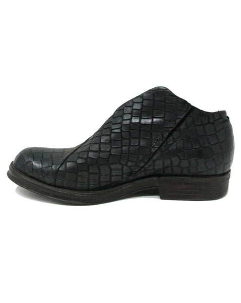 AS98 Verne Nero Bootie