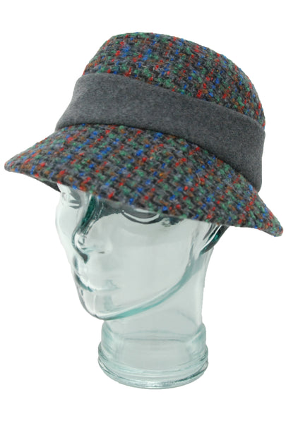 Lillie & Cohoe Wool Classic Dakota Multi-Tweed