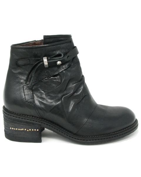 AS98 Yaron Nero Ankle Boot