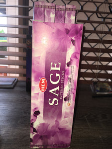 Incense Sticks Sage
