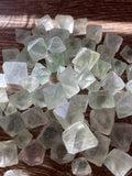 Green Fluorite Octahedrons Small