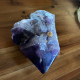Amethyst Elestial Point XL