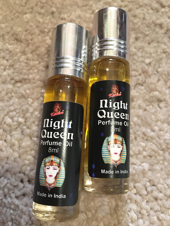 Perfume Oil Night Queen