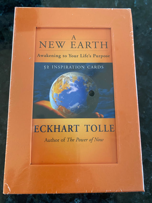 A New Earth Card Deck