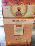 Natural Incense Sticks Meditation Attention