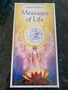 Messages of Life Guidance Cards?oracle