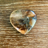 Smokey Quartz Heart