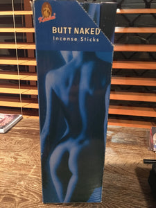 Incense Sticks Butt Naked