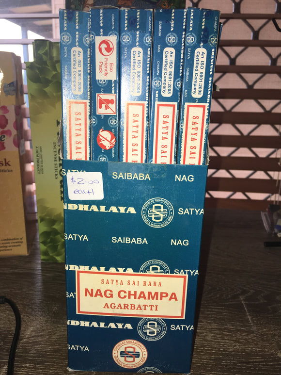Incense Sticks Sai Baba Nag Champa