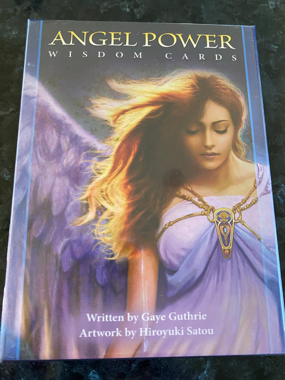 Angel Power Wisdom Oracle