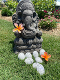 Howlite Palmstones Medium