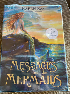 Messages from the Mermaids Oracle