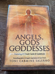Angels Gods & Goddesses Oracle Deck