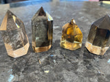 Smokey Quartz Points