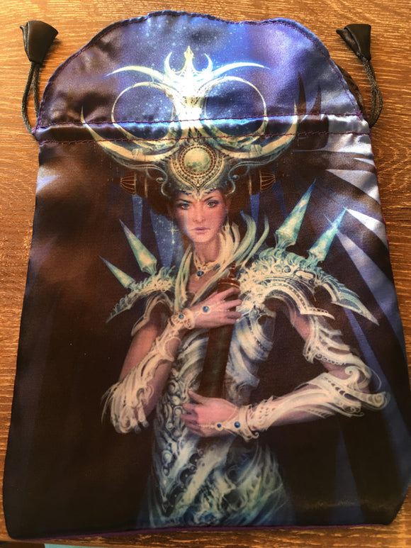Oracle Card Deck Bag