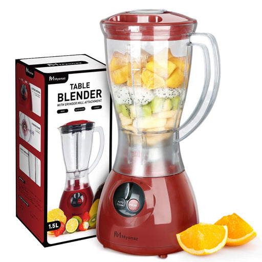 MYONAZ Blender with Plastic Jar