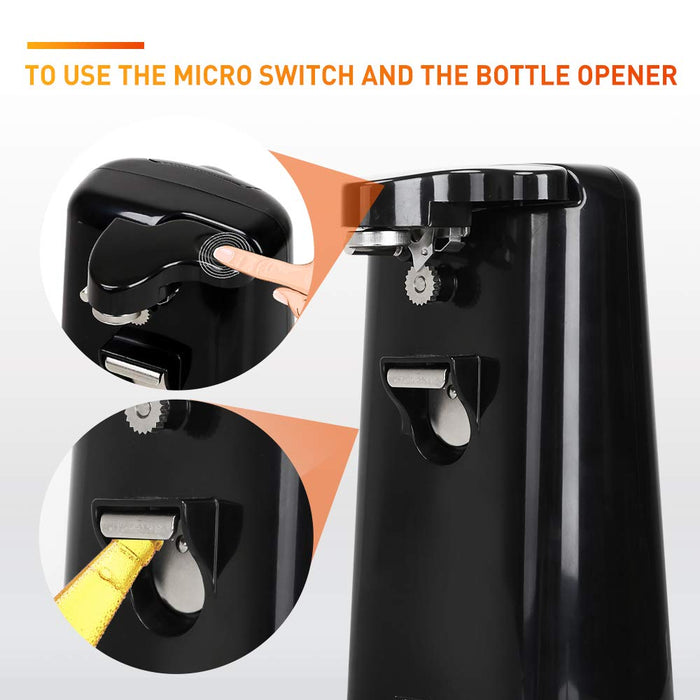 Electric Opener 120v Household Can Opener